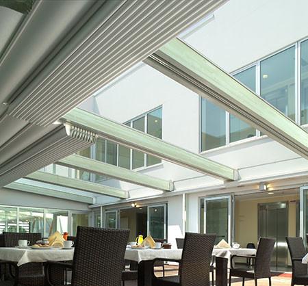 Impact Retractable Roof Outdoor Kitchens Northwest