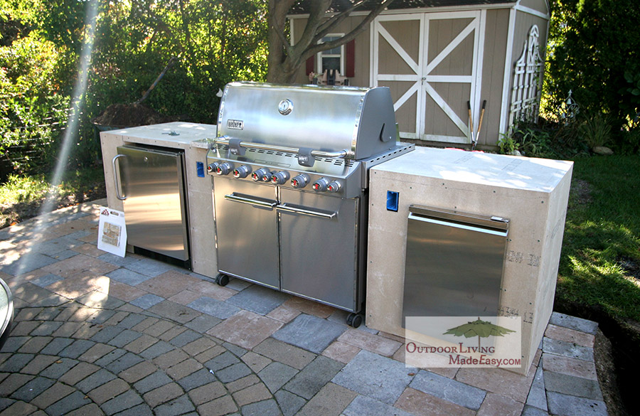Summit appliance refrigerators outdoor kitchens northwest for Outdoor kitchen refrigerators built in