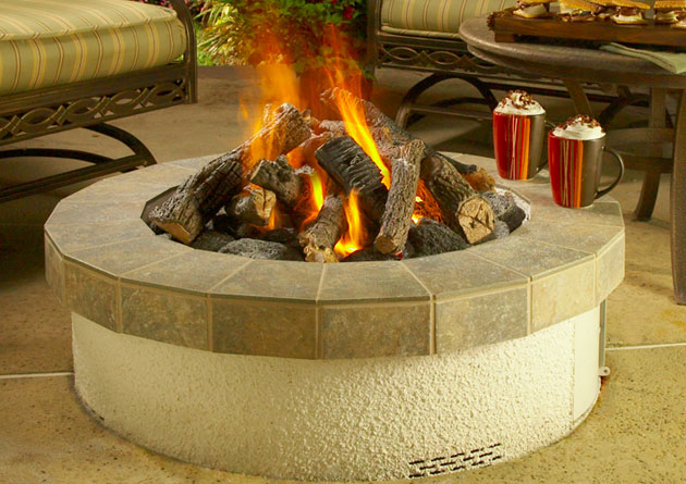 Custom Fire Pits : Custom fire pits outdoor kitchens northwest