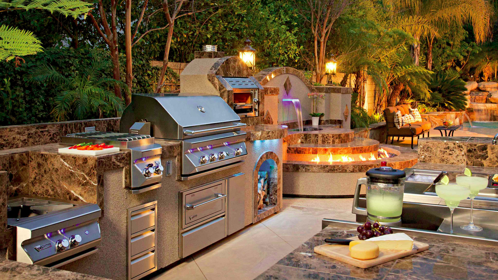 Outdoor Kitchens Northwest