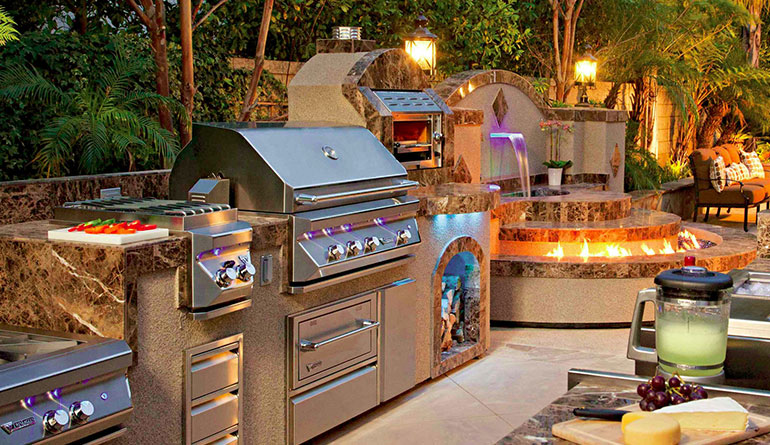Outdoor Grills Outdoor Kitchens Northwest